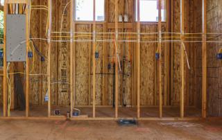Instalatii electrice pentru constructii din lemn